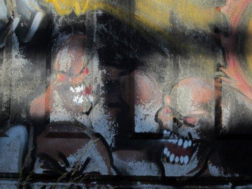 graffiti3-Noordzeebrug